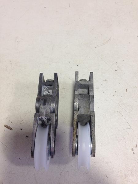 Roulette Galet Baie Vitrée Coulissante MentonRCMMonaco - Porte placard coulissante avec changer serrure porte blindée